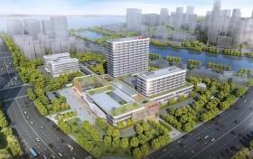 赣江新区医院EPC项目:安全防范精细到位,质量管理精益求精